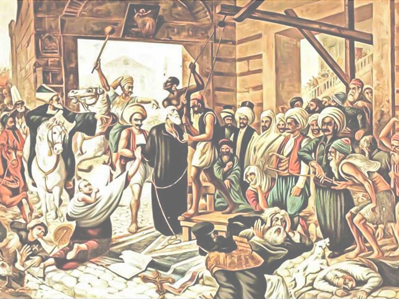 2) Η Εκκλησία στην Επανάσταση